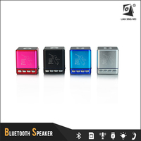 cubic bluetooth wireless portable mini speaker for cell phone tablet