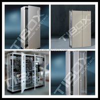 HiIGH QUALITY metal unassembled control cabinets 3 phase distribution board