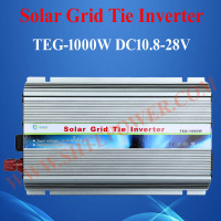 Mppt tracking function 1000w solar pv panel power inverter 1kw DC 12 AC 220