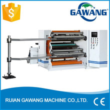 Automatic Bopp Film Slitter Rewinder Machine