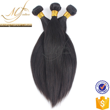 factory outlets 100% unprocessed indian straight hair extension stand