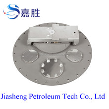 Aluminium Fuel Tank Top Loading Manhole Lid