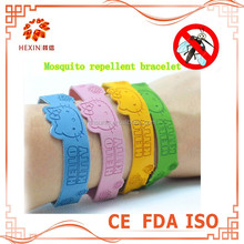 Wholesale cheap natural summer mosquito repellent band effective anti mosquito bracelet