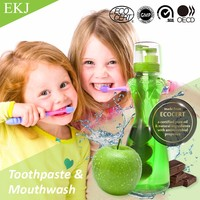 Prevent Decayed Tooth Strengthen Enamel Chocolate Mouthwash