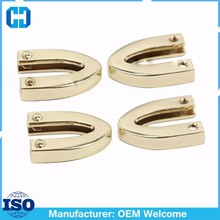 Metal Ribbon Tail Clip,Chain Buckle Hardware With Alloy Material