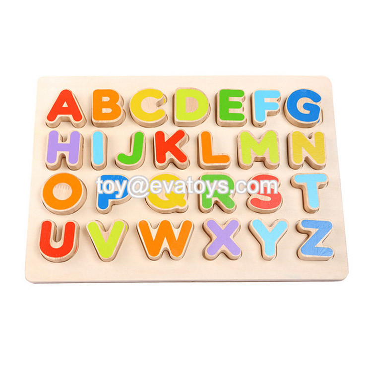 New hottest preschool learning wooden maths puzzle games for children W14M102