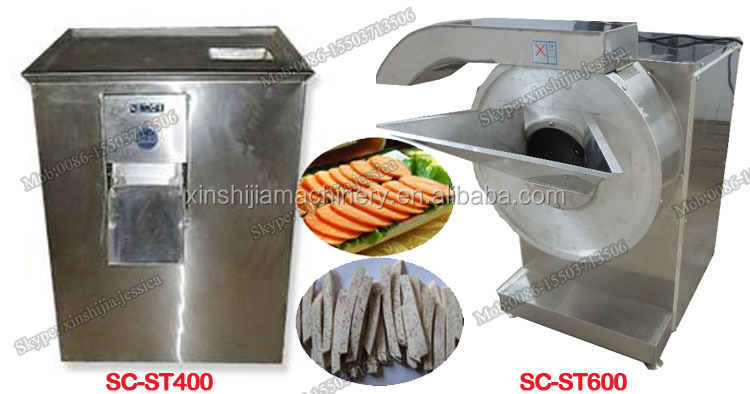 Commercial potato chip making machine
