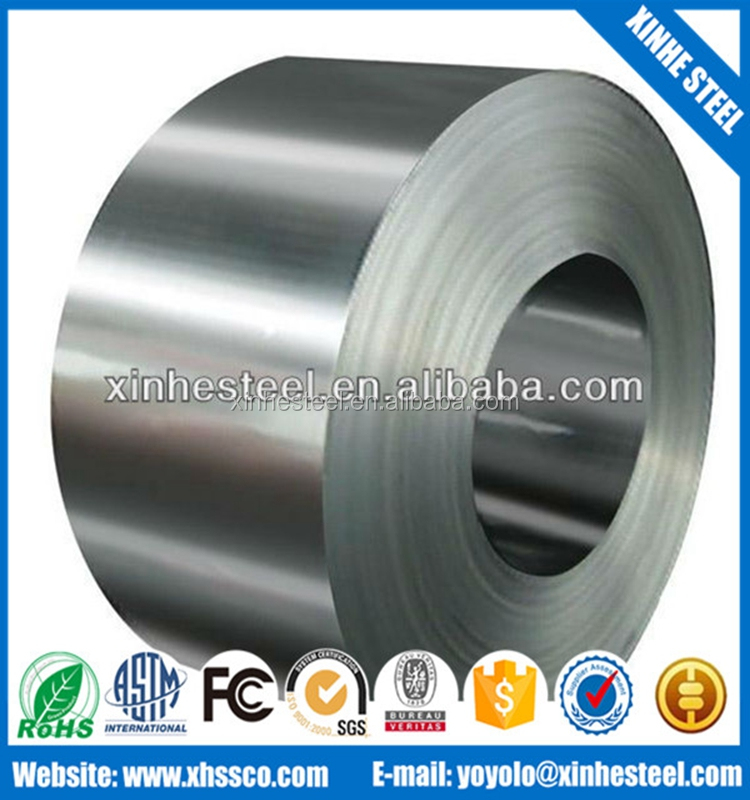 Cold Rolled stainless steel coil 430 2b finish in China