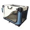 Easy Carry Pet Bag Folding Soft Dog Crate for Indoor Transport Box Bag