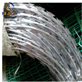 BTO-22 CBT-65 Galvanized Concertina Razor Barbed Wire Factory Price