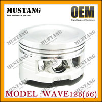 Cheap Motorcycle Parts 4 Stroke Engine Piston WAVE 125 for Sale
