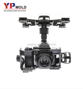 Plastic injection drone with HD camera long range mold