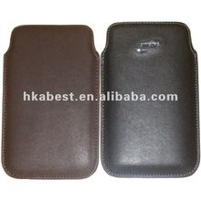 leather pouch for Samsung Galaxy Note N7000 i9220