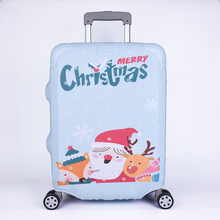High Elastic Protective Suitcase Cover Printing Design Luggage Trolley bags
