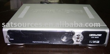 Captiveworks CW-800S Digital Satellite Receiver