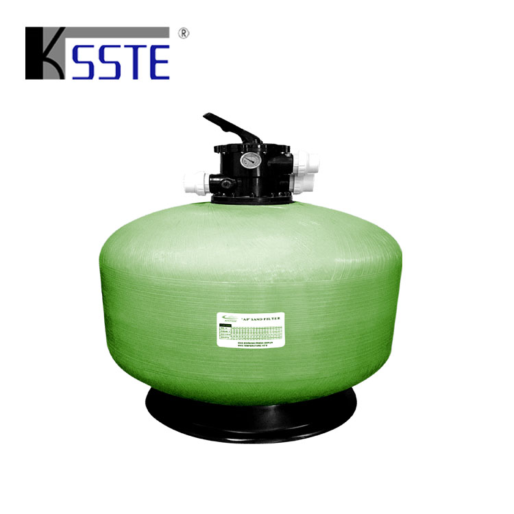 Good quality top mount fiberglass 600mm sand filter valve for swimming pool