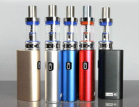best selling product UK electronic cigarette mod 40w TC cigarros electronic VV vapor mod with cheap price