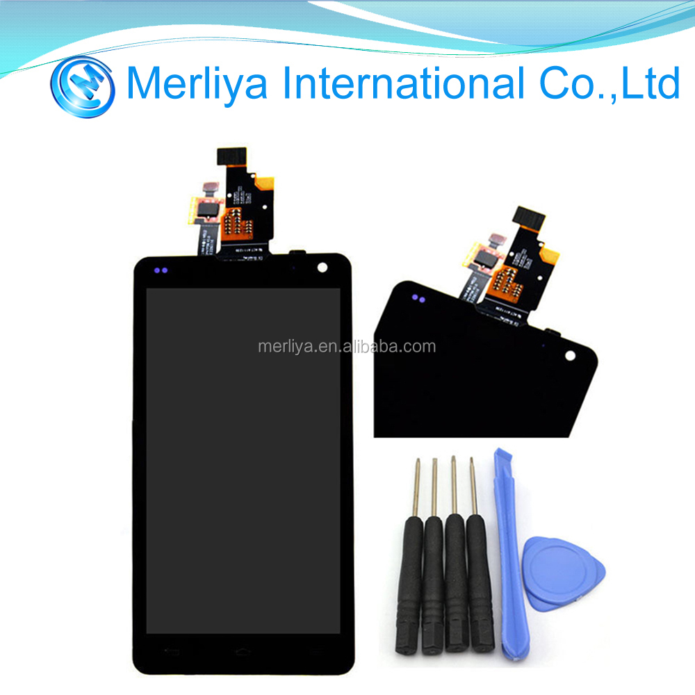 Good Price LCD Touch Screen Assembly for LG Optimus G E971 E973 E975 LS970 F180