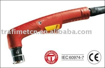 ORIGINAL TRAFIMET PLASMA CUTTING AIR TORCH 80 amp-ERGOCUT trafimet A81