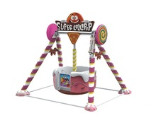 China Amusement Park Pendulum Ride flying seats SUPER LOLLIPOP game