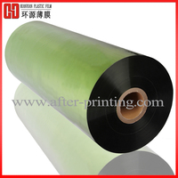 Green Thermal BOPP Film for Flower Wrap