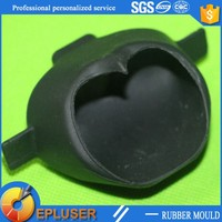 High precision Injection molding rubber mold custom plastic prototype