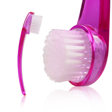 Personal skin care brush for wash face