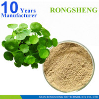 High Quality Natural Gotu Kola Extract with Asiaticosides 10%
