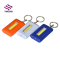 Hot sale reasonable price ABS led light keychain