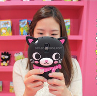 Wholesale - Lovely 3D Cartoon Case for iPhone 5 Smile Cat Pattern Case for iPhone 5