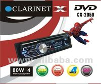 CAR DVD PLAYER (CLARINET)