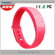Original W5 Smart Bracelet Bluetooth Waterproof for Android 4.4 Mobile Phone