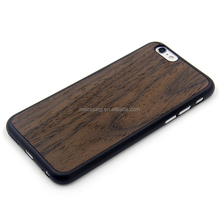 Professional phone case supplier for iphone 6 wood case, cover wooden phone accessories,wood phone case