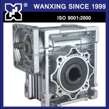 china manufacturer gearboxes/speed reducer with square output flange