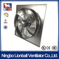 axial flow fan paint industrial/greenhouse & poultry farms ventilation fan/exhaust fan