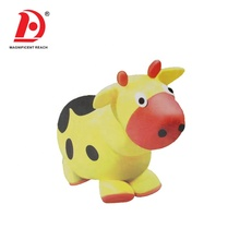 HUADA 6Color DIY Funny Zoon Animal Eco-friendly Plasticine Modeling Clay Magical Toy
