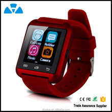 Touch Screen Smart Watch U8 WristWatch for Samsung/Huawei All Android Phone /smart watch u8