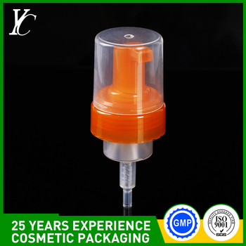 Professional Cosmetic Packaging Manufacturer Foam Foamer Pump Dispenser