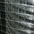 Galvanized weldled wire netting, square hole opening wire mesh, iron wire welded nets (I - 038)