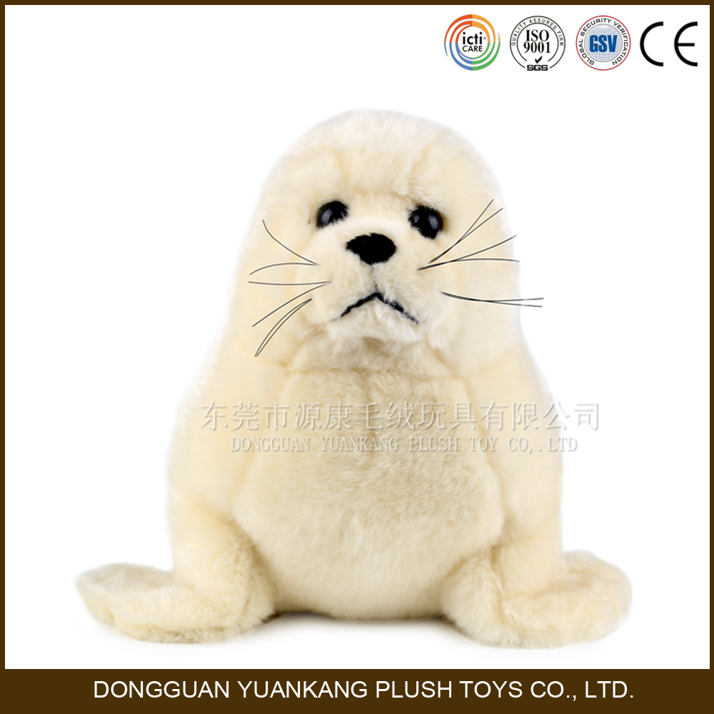 Plush sea animal sea lion stuffed toy