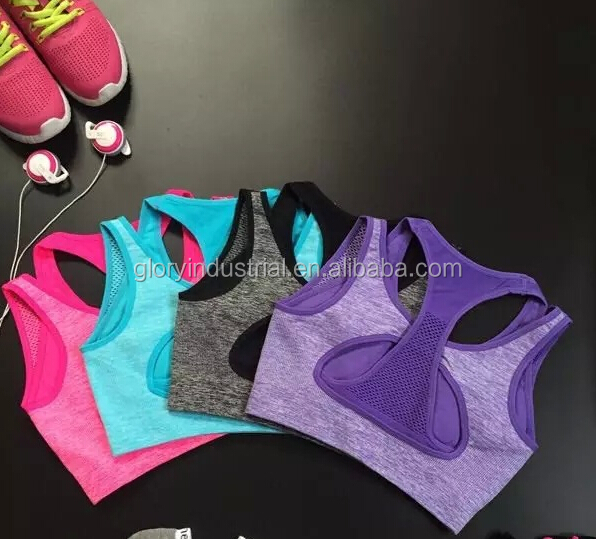wholesale sexy sports bra for lady