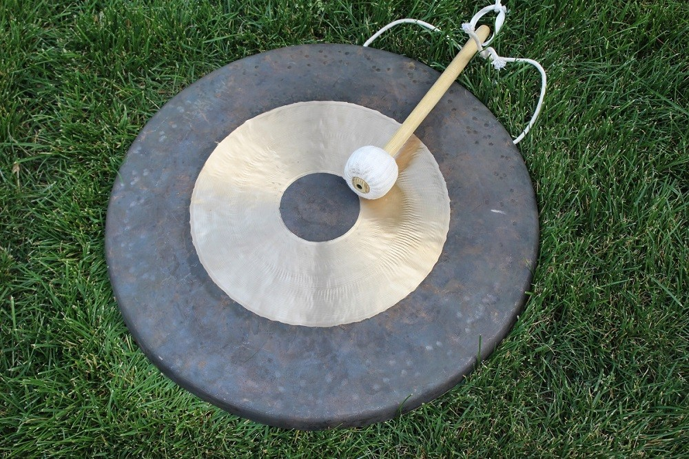 "MK--China best gongs manufacturer 40"" chau gong"
