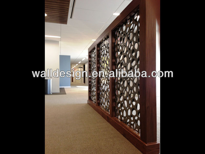 MDF decorative grille screen panels