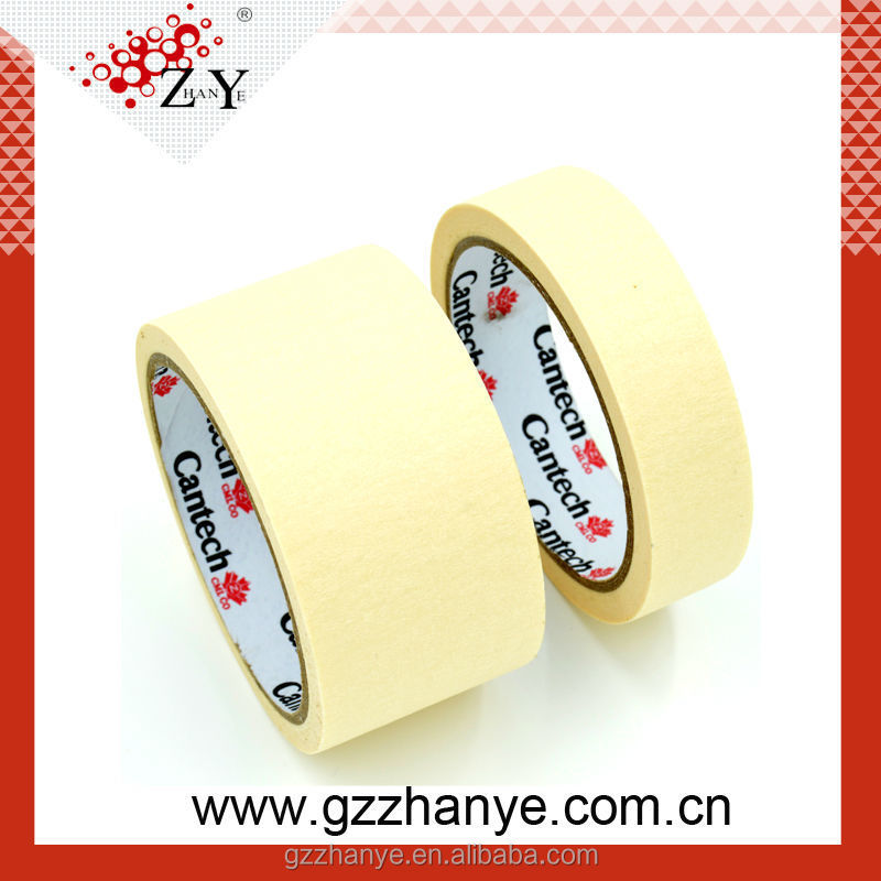 Professtional automotive Car Painting heat 3m resist Paper Masking Tapes