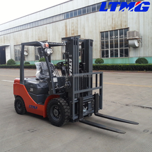 diesel forklift truck 2.5 ton fb25t forklift with side shift fork