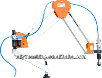 Universal Pneumatic Tapping Machine Arm with Universal Head /Metal Processing Machinery TaiWan Manufacturer