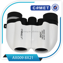 made in China hot sale 8x21 pocket binoculars