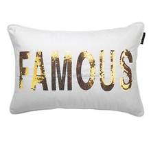 2017 Hot selling home decor gilding sequins cushion cover decorative throw pillows cushion cover
