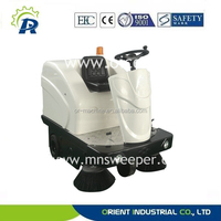 new outdoor used sweeping machine