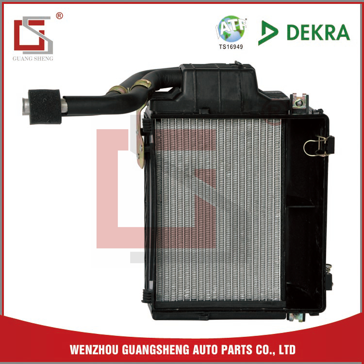 GUANGSHENG China Factory Quality Auto Air Conditioning Parts Car For VW Santana 3000 Heater Core 330819003K